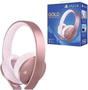 PlayStation 4 Wireless Stereo Headset 2.0 - Rose Gold