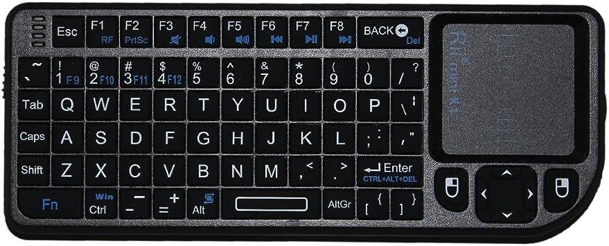 Rii ® teclados mandos a distancia (X1 Teclado)