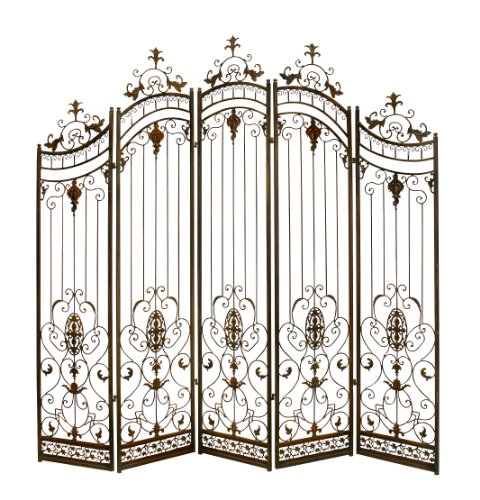 Deco 79 71388 Metal 5-Panel Screen Ultimate in Its Category