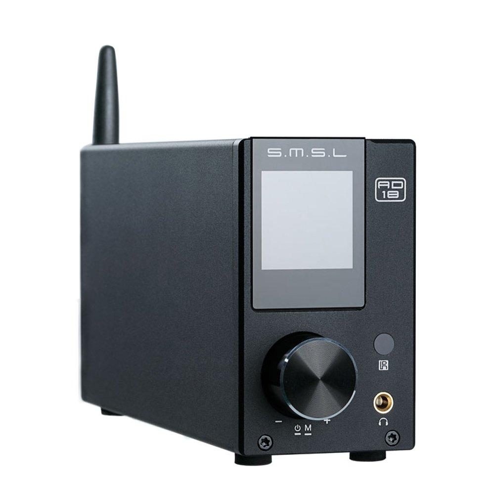 SMSL AD18 80Wx2 Bluetooth 4.2 USB Audio Hi-Fi Amplificateur numérique