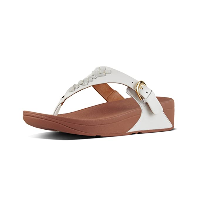 FitFlop Delta TM Slide Sandals, Bout Ouv