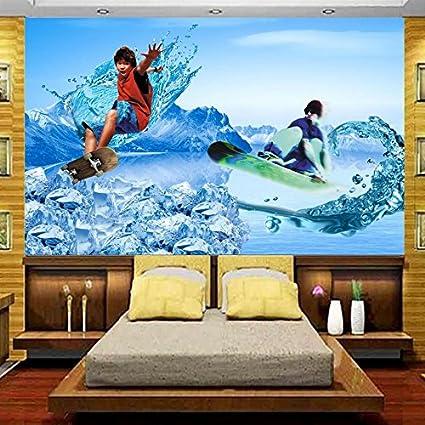 Yosot 3d Photo Wallpaper Custom Mural Kids Room Passion