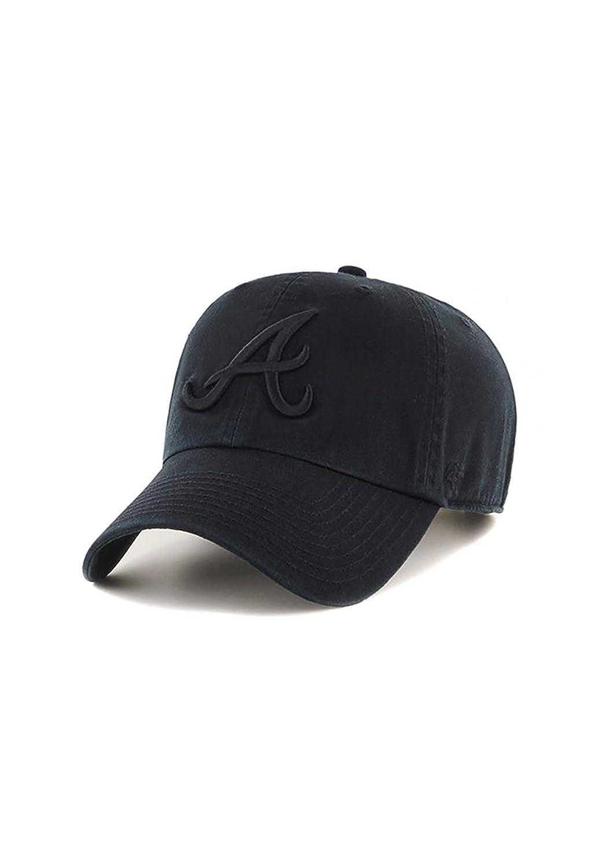 47 Brand Cappellino Clean Up Braves BOB baseball cap strapback