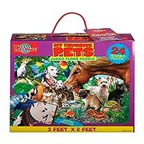 T.S. Shure Favorite Pets Jumbo Floor Puzzle