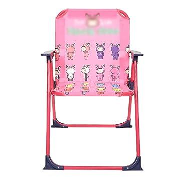 CHLGZHDY Silla Plegable de Seguridad para niños al Aire ...