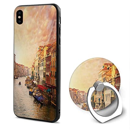 Cover Fabric iPhone X/XS Venezia
