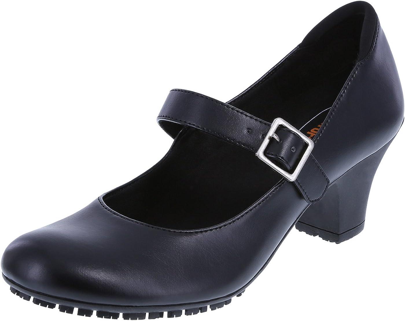 Slip-Resistant Dani Mary Jane Pump