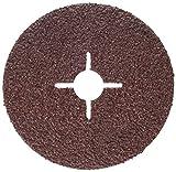 Bosch GS524 5-Piece 5 In. 24 Grit Abrasive Sanding Discs