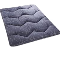 Wifehelper Tatami Tapis De Sol Non-Slip Pliable Respirant Doux Tapis Matelas Coussin Portable Coussin Pads Guest Bed Room Decor Voyage Camping
