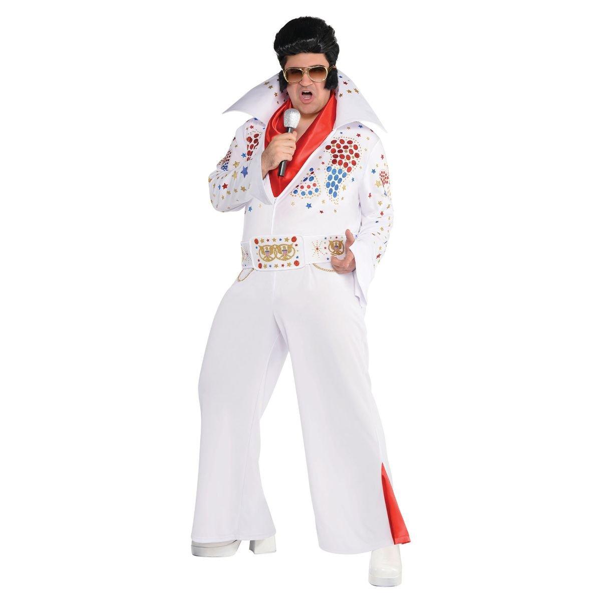King of Vegas Costume Pluz Dimensione