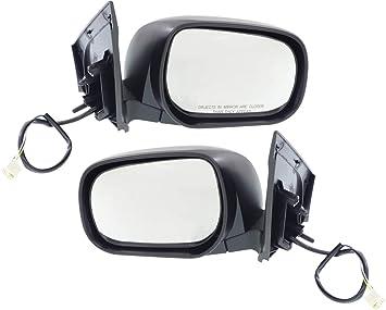Power Right Passenger Side View Mirror Manual Folding for 2006-2008 Toyota Rav4