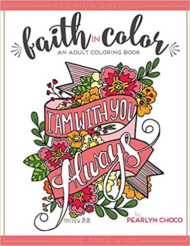 Read Faith in Color: An Adult Coloring Book, Premium Edition PDF, azw (Kindle), ePub, doc, mobi