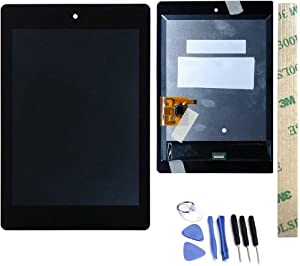Dr.Chans LCD Display Screen Touch Digitizer Assembly Replacement with Free Tools for Acer Iconia Tablet A1-810 A1-811 Black