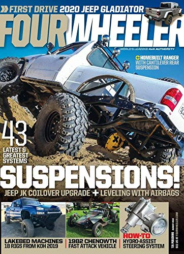 Four Wheeler - Magazine Wheels Dirt