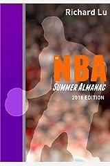 The NBA Summer Almanac, 2018 edition: Cover 2 Paperback