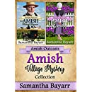 Amish Village Mystery Collection: Amish Mystery and Romance