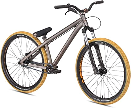 Bicicleta de dirt jump, Movement 2, de NS Bikes: Amazon.es ...