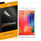 (3 Pack) Supershieldz for Samsung Galaxy Tab Pro 8.4 inch Screen Protector, High Definition Clear Shield (PET)