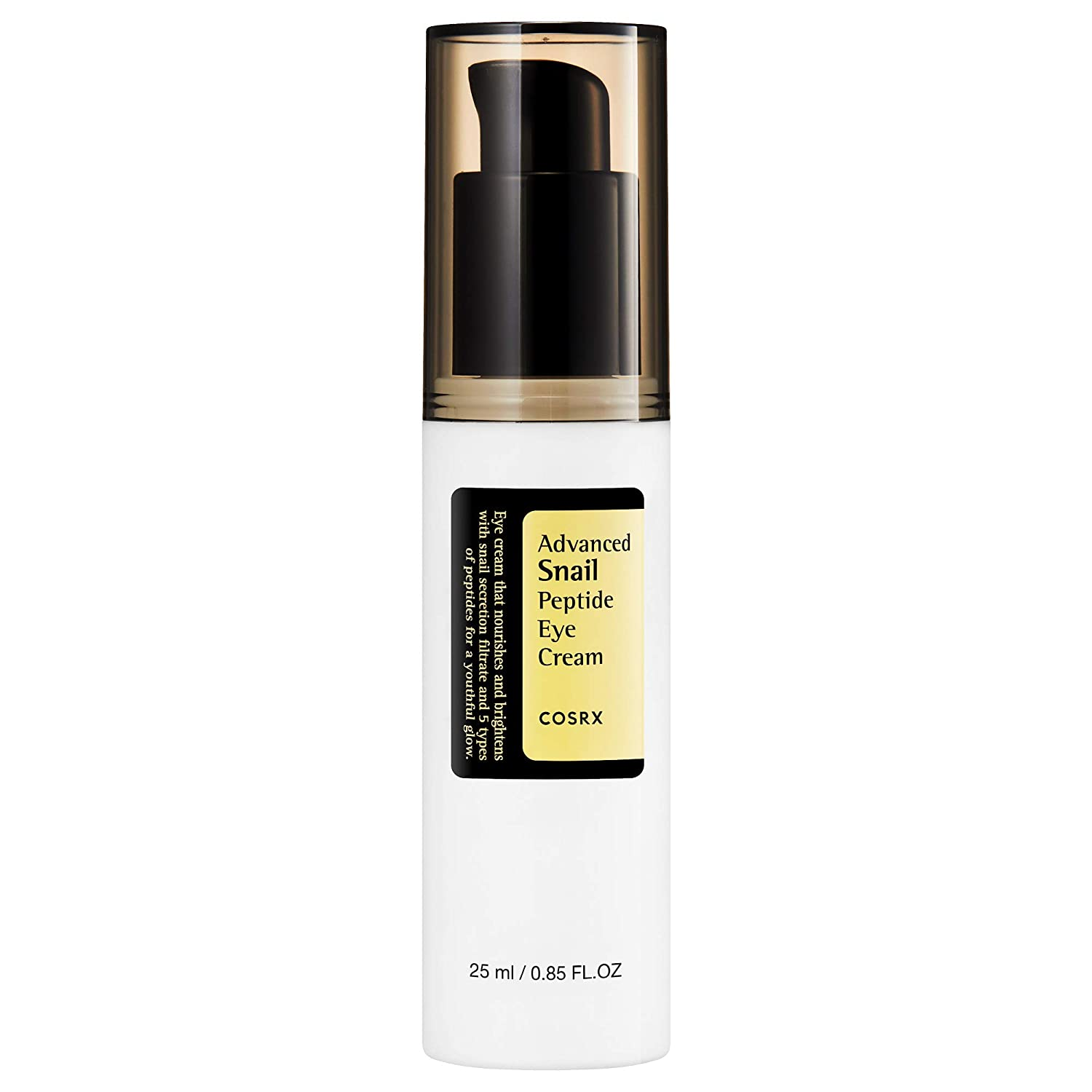 Advanced Snail Peptide Eye Cream by CosRX