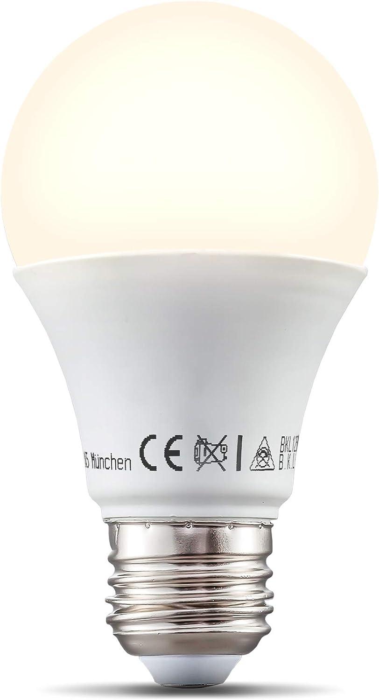 B.K.Licht I LED E27 Wi-Fi Lamp