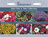 Johnsons 10100 UK/JO/FC Patio Pots and Tubs Collection