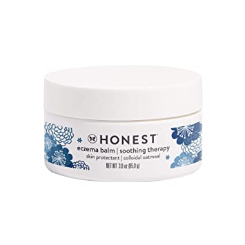 Amazon com: The Honest Company Eczema Soothing Therapy Balm