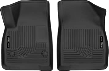 Husky Liners 52251 Black Front Floor Liner Fits 17-18 XT5//Acadia