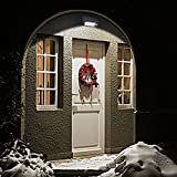 Amir LED Solar Lights, Solar Powered Motion Sensor Lights, Security Lights with 4 Modes, 24 Bright Nodes, Waterproof & Auto On/ Off, for Patio, Deck, Yard, Garden, Home, Driveway, Stairs, etc. Bild 7