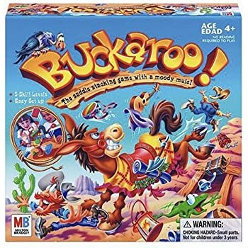 Amazon.com: Hasbro Gaming Buckaroo: Toys & Games