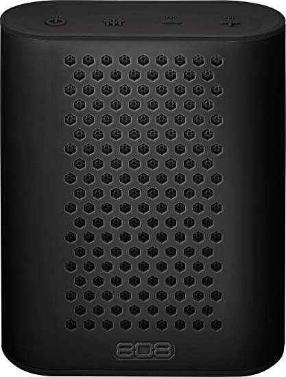 Black 808 Audio SP901BKP Bluetooth Portable Speaker