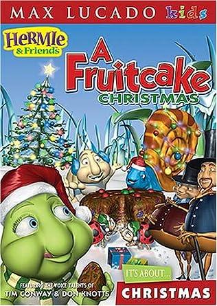 Cover of A Fruitcake Christmas