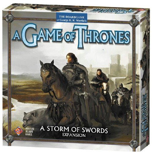 Game of Thrones A A Storm of Swords Expansion (Game Of Thrones Board Game Storm Of Swords)