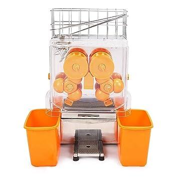 succebuy exprimidor eléctrico Extractor de zumo profesional licuadora de naranja limón naranja cítricos frutas Industrial Commercial 2000e: Amazon.es: Hogar