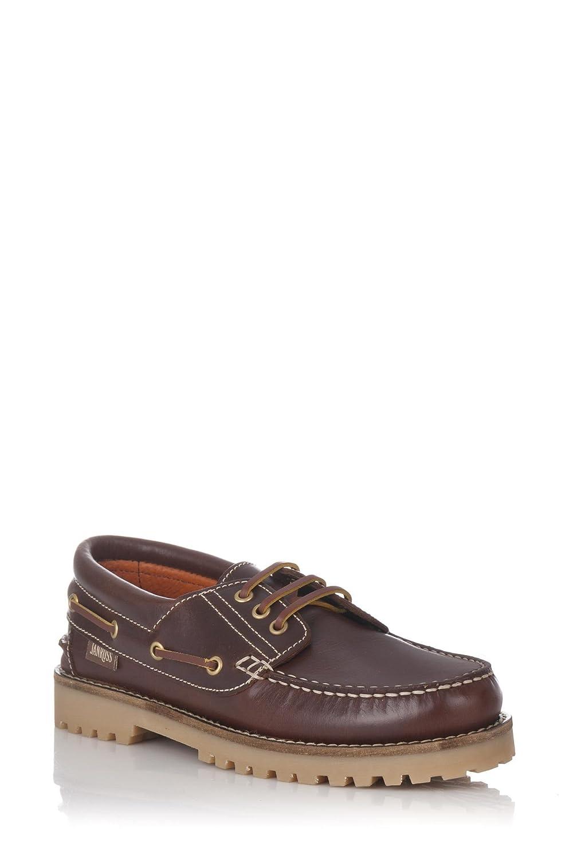 janross náutico en Piel 42 EU Zapatos de moda en línea Obtenga el mejor descuento de venta caliente-Descuento más grande
