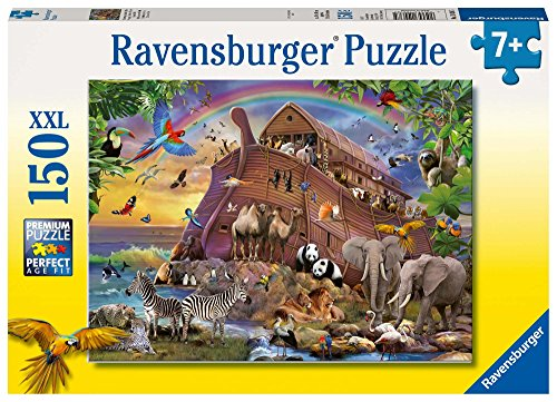 - Ravensburger On The Way with The ark Jigsaw Puzzle (150 Piece)