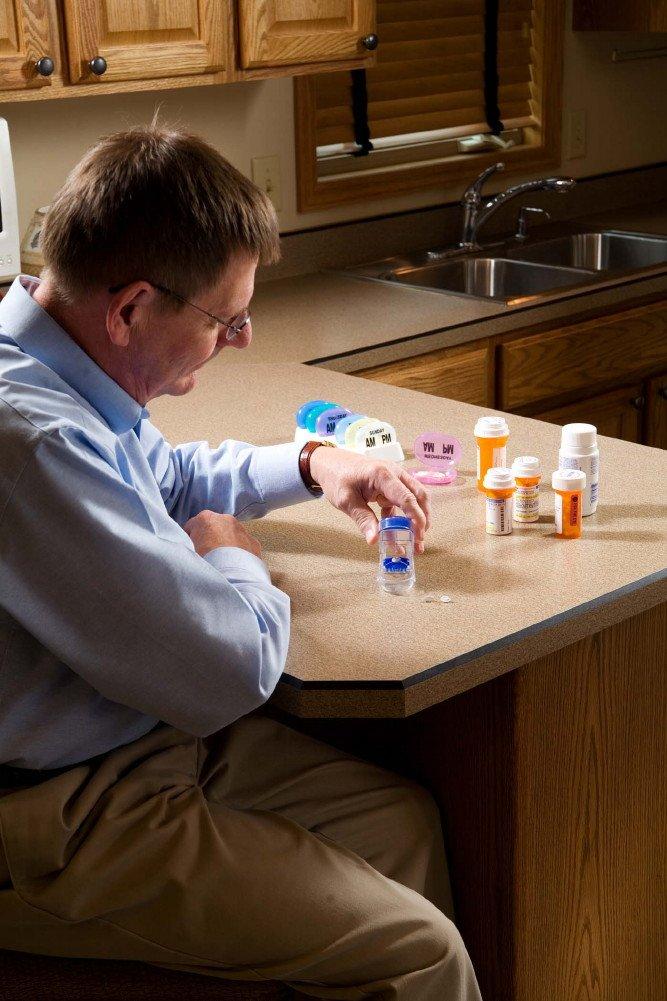 Apex Ultra Pill Splitter, 6 Pack by Apex