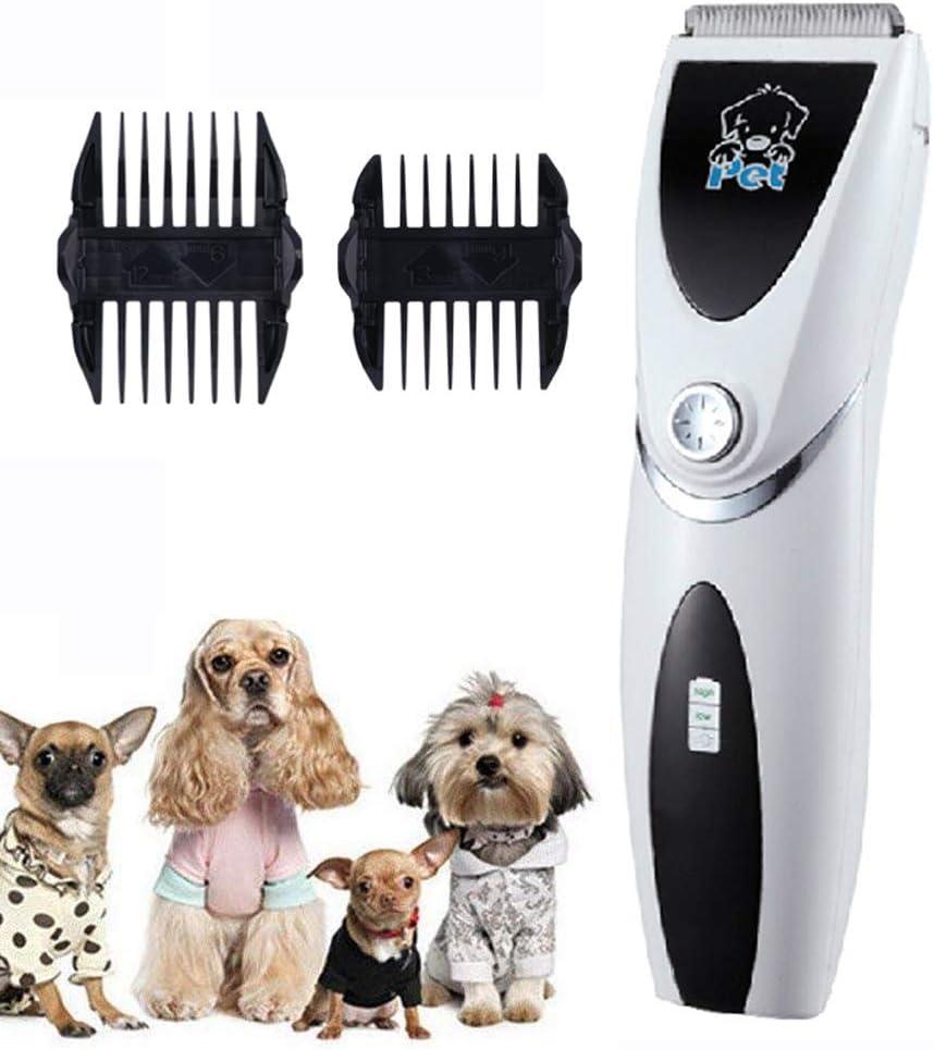 Maquinilla de afeitar Clippers para Perros Low Noise Pet Clipper ...