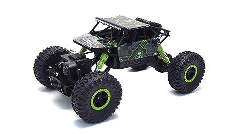 Amewi 22194 Conqueror 1:18 RC Einsteiger Modellauto Elektro Crawler Allradantrieb: Amazon.es: Electrónica