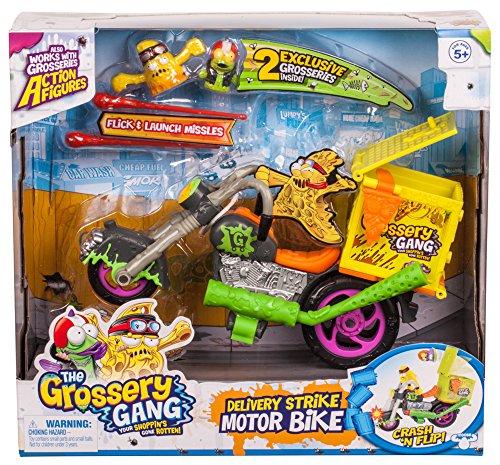 Grossery Gang The Putrid Power S3 Delivery Strike Motorbike