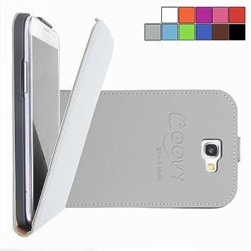 COOVY® Funda para Samsung Galaxy Note 2 GT-N7100 GT-N7105 Cubierta ...