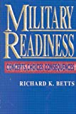 Book cover for Military Readiness: Concepts, Choices, Consequences