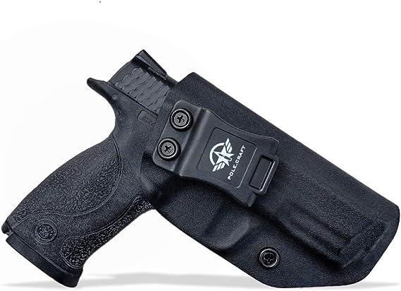 Kydex IWB Holster S&W M&P 9mm .40 / Full Size 4.25