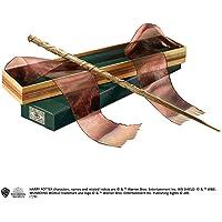 Noble Collection- Réplica Harry Potter Hermione Granger Varita En Caja de Olivander, (NN7021)