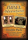 Awesome Bible Adventures: Samson's Super Strength & God Destroys the Tower of Babel