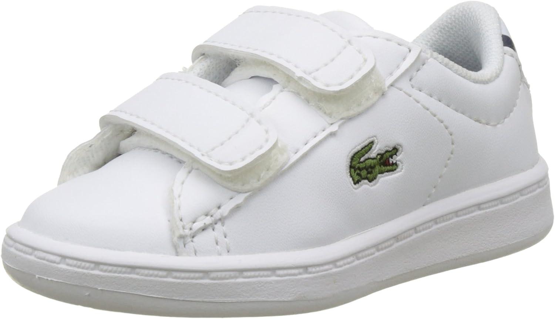 Lacoste Carnaby EVO Bl 1 SPI, Zapatillas para Bebés