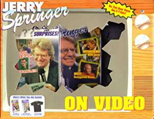 Jerry Springer Cool Collection [VHS]