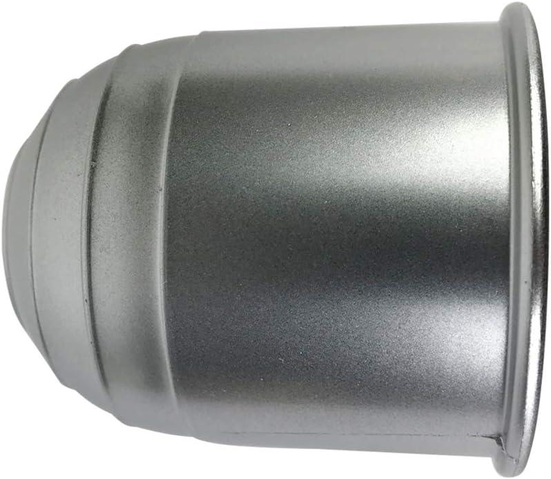 ben-gi 50mm Plastic Tow Bar Ball Case Towing Car Hitch Caravan Trailer Protect Cover Cap