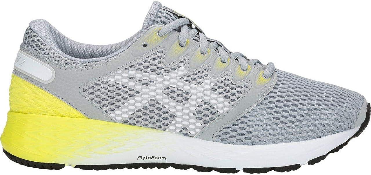 ASICS - Frauen Roadhawk Ff 2 Schuhe Mid Grey/White