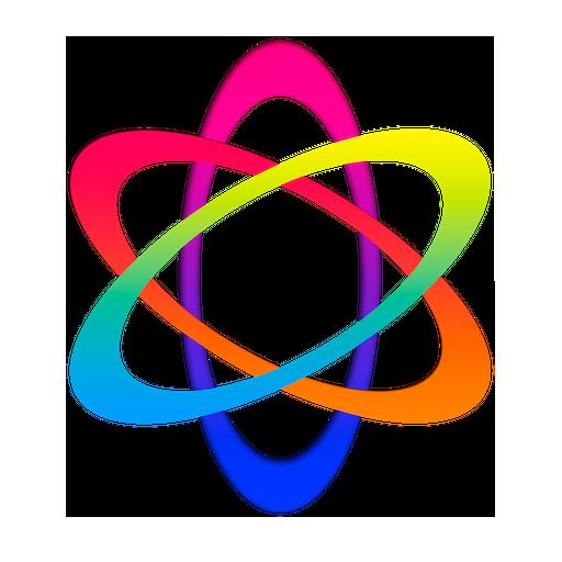 Atomus HD - Pattern Imagine Wallpaper