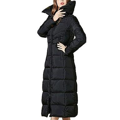 bd6c747aef2 Oangel Women s Winter Coat Fashion SuperWarm Long Puffer Down Coat Parka (L